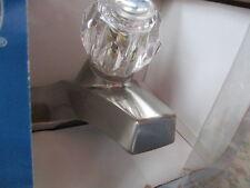 Design House Lavatory Faucet-Pop Up Drain- Satin Nickel-528224