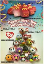 MCDONALDS 2019 TY HAPPY BIRTHDAY - COMPLETE SET OF 36