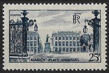 FRANCE - PLACE STANISLAS A NANCY N° 822 NEUF **