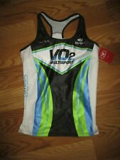 NWT women's SUGOI / FIZZ TANK riding cycling tank - size MED
