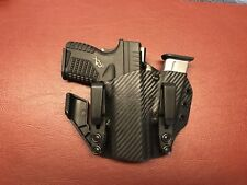Crazy Eyes Holsters Springfield Xd-s 4.0 9mm Kydex Sidecar Holster