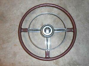 1947 1948 1949 1950 1951 1952 1953 Buick OEM Steering Wheel Road Master Super 8
