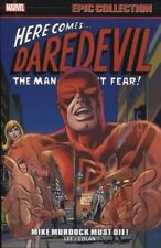Daredevil Epic Collection Tpb Mike Murdock Must Die Reps #22-41 New/Unread