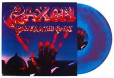 Saxon - Power & The Glory LP Classic Metal Vinyl Album Limited COLORED Edition