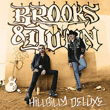 Brooks and Dunn : Hillbilly Deluxe CD