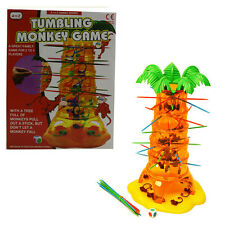 TUMBLING MONKEY GAME TUMBLIN STICKS FALL MONKEYS IN A TREE PULL THE STICKS DOWN
