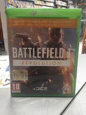 Battlefield 1 Revolution Ita XBox One NUOVO SIGILLATO