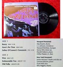 LP Newport Jazz Festival-Tribute To Charlie Parker