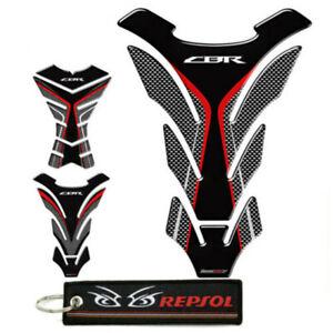 Für Honda CBR600 250 1000 RR 650F 500R Motorrad 3D Tankpads Tankschutz Aufkleber