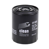 Clean Filters Ölfilter Doppelfiltration Fiat Ducato DF1898 71753740