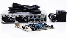 M-Audio Omni Studio: Delta 66 + Omni I/O Box