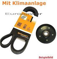 Keilrippenriemen + Spannrolle MERCEDES M KLASSE W163 ML 320-350-430-500 ML55 AMG