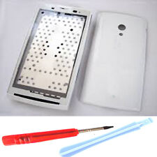 Fascia Housing Back Battery Cover For S.E Xperia X10 X10i White Tools