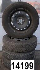 Seat Ibiza Toledo Skoda Fabia Rapid VW Polo Fox Winterräder 175 70 R14 84T Stahl