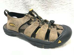KEEN Newport Men's Leather Sports Sandals, 10 / 43