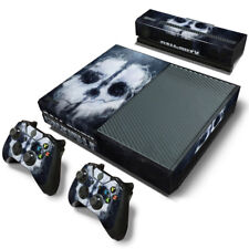 GHOSTSs CALL DUTY DECAL SKIN PROTECTIVE STICKER for XBox ONE CONSOLE CONTROLLER