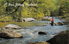 Fishing in the Raritan River Gorge Hunterdon County New Jersey