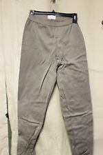 MARINE EXTREME COLD WEATHER POLYPROPYLENE BOTTOMS NEW SIZE SMALL