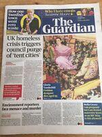 Gloria Vanderbilt Obituary Front Page Fashion Newspapers Guardian 18/06/2019