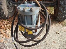 20 TON PORTABLE HYDRAULIC METAL PUNCHES USA MADE BY STONEGATE, WHITNEY