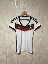 GERMANY 2014 2015 HOME FOOTBALL SOCCER SHIRT JERSEY WOMEN WORLD CUP