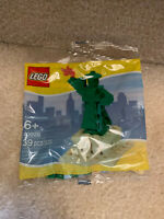 New, Sealed LEGO Polybag - Statue of Liberty (40026)