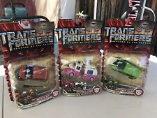 Transformers ROTF movie deluxe  SKIDS & MUDFLAP Lot 3