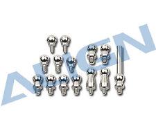 ALIGN Trex 500 Linkage Ball Assembly - Trex 500E Pro / 500 EFL / 500 Pro DFC / 5