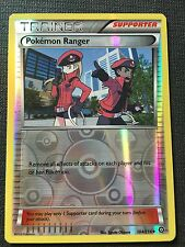 Pokemon : XY STEAM SIEGE POKÉMON RANGER 104/114 UNCOMMON REVERSE