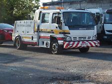 2007 Isuzu NQR70 Spec-Lift Recovery Truck Underlift Dave Bland Equipment