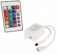 RGB-Controller McShine für LED-Stripes inkl. Fernbedienung