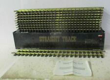 "ARISTO-CRAFT 'G' 24"" STRAIGHT TRACK LOT (10 SECTIONS INCLUDED!)"