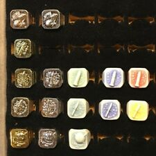 Your Choice - Vintage 1960's Penny King Space Vending Machine Premium Rings