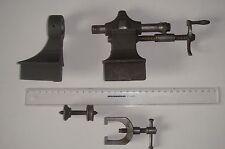 Antike Uhrmacher Drehbank Teile