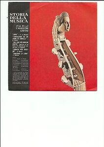 Venticinque dischi 45 giri in vinile STORIA DELLA MUSICA Fratelli Fabbri Editori