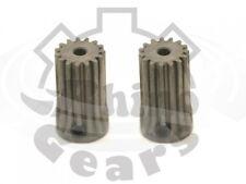 Rhino Gear Ultra Hardened Steel Pinions 0.7M 15T T-REX 600 HR1105