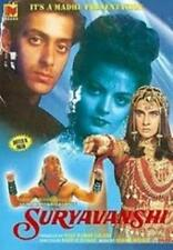 Suryavanshi (Hindi DVD) (1992) (English Subtitles) (Brand New Original DVD)