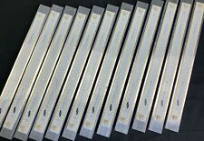 12 pk Sun Board Strips w/ Heatsinks 1152 Samsung lm561c LEDs DIY Grow Light 550w