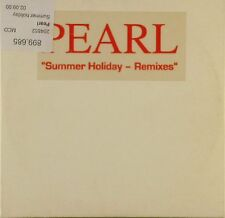 Maxi CD - Pearl - Summer Holliday / Remixes - #A2592 - Promo