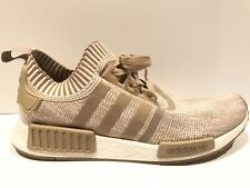 Adidas NMD R1 Linen Caqui 11,5 US / 11 UK Best Price W/RECEIPT