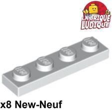 Plate 1x4 blanche 371001 Pièce Détachée LEGO
