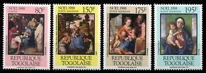 Togo 1988 - Mi-Nr. 2098-2101 ** - MNH - Weihnachten / X-mas