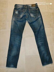 Pepe jeans london slim Gr.32/34 Blau