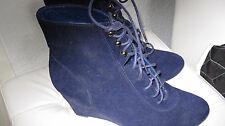 Damen Stiefeletten Gr.41 blau