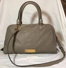 Marc By Marc Jacobs Washed Up Lauren Lambskin Leather Crossbody Satchel