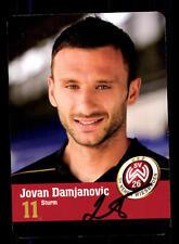 Jovan Damjanovic Autogrammkarte Wehen Wiesbaden 2010-11 Original + A 147235