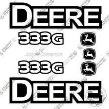 John Deere 333 G Skid Steer Loader Equipment Decals