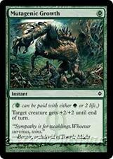 MUTAGENIC GROWTH New Phyrexia MTG Green Instant Com