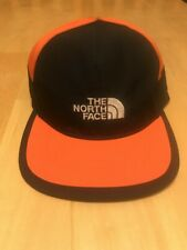 The North Face Adjustable Gore-Tex Mountain Camp Hat Supreme Orange/Blue Unisex