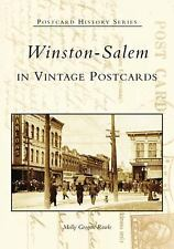 Winston-Salem in Vintage Postcards   (NC)  (Postcard History Series) by Rawls,